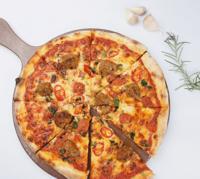 Vesuvio Pizza from Squisito