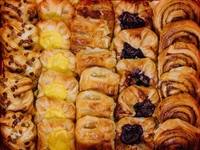 The Sandwich Shop Catering - Mini Danish Pastries Platter from The Sandwich Shop