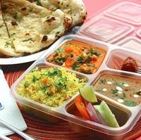 North Indian Bento Box from Raj Restaurant