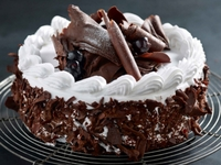 Black Forrest Cake from WE Cater