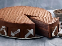 Chocolate Fudge Cake from WE Cater