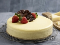 Classic Cheese Cake  from WE Cater