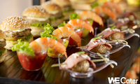 Canapes Catering - WE Cater from WE Cater