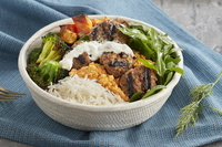 Greek Beef Meatballs from Supergreek