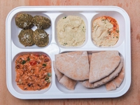 Platter for 2 from Fill A Pita