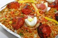 Chicken Tikka Biryani from Ebeneezer's Kebabs & Pizzeria