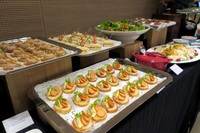 Canapes Catering - The Catering Concerto by TCC from The Catering Concerto by TCC