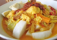 Lontong from Bumbu Masala