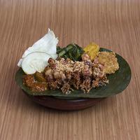 Baby Squid Penyet - Ayam Penyet Ria from Ayam Penyet Ria