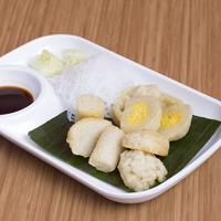 Pempek Palembang - Ayam Penyet Ria from Ayam Penyet Ria