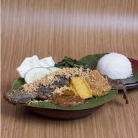 Lele Penyet Catfish - Ayam Penyet Ria from Ayam Penyet Ria