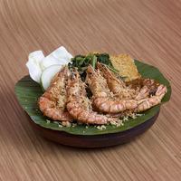 Udang Penyet - Ayam Penyet Ria from Ayam Penyet Ria