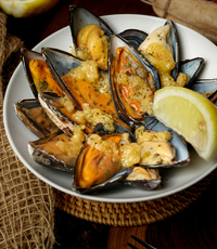 Mussel Bowl from Chunky Lobsters