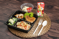 Western Classic Bento Set from Royal Cuisine