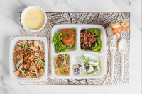 Deluxe Thai Bento Set from Royal Cuisine