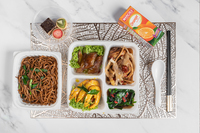 Premium Asian Bento Set from Royal Cuisine