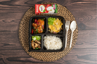 Economical Bento Set from Royal Cuisine