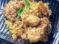 Chicken Biryani from Biryani Box