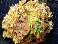 Mutton Biryani from Biryani Box