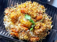 Veg Biryani from Biryani Box