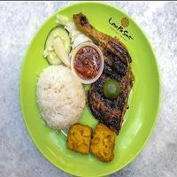 Ayam Bakar Set from Sedap Ayam Penyet