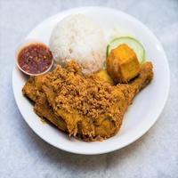 Ayam Penyet Set from Sedap Ayam Penyet