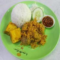 Bakso Penyet Set from Sedap Ayam Penyet