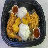 Platter D from Sedap Ayam Penyet