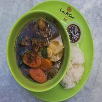Sup Buntut Set from Sedap Ayam Penyet