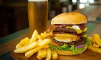 from Bergs Gourmet Burgers