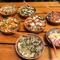 Salad from Shake Farm