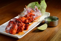 Chicken Tikka from Zaffron Kitchen