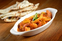 Seafood Vindaloo from Zaffron Kitchen