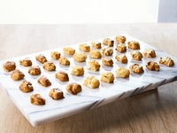 Box of Mini Scones - All Things Delicious Catering from All Things Delicious