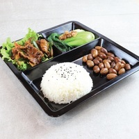 Black Pepper Meat Bento Set - <A-One Signature> Catering Photo from A-One Signature
