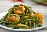 French Bean with Prawns In Sambal Sauce - <A-One Signature> Catering Photo from A-One Signature
