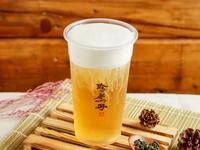 Celadon Tea with Milk Foam from Jenjudan Singapore