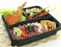 Bento Boxes from Bali Thai