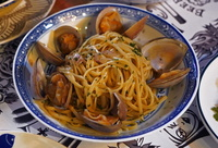 Clam Linguine from Holy Eats