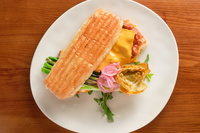 TLC Sandwich   from Don Sando