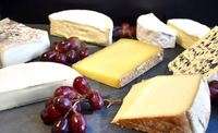 Cheese platter from Monsieur CHATTE