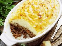 Hachis Parmentier (Beef with Mashed Potatoes) from Monsieur CHATTE