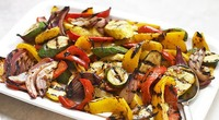 Mixed Grilled Vegetables from Monsieur CHATTE