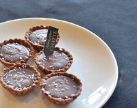Chocolate Coco Tart  from Monsieur CHATTE