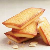 Financiers (French almond cake) from Monsieur CHATTE