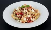 Pasta Feta and Sun-dried Tomato Salad from Monsieur CHATTE