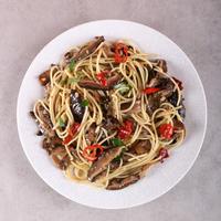 Da Paolo Gastronomia Catering - Aglio Olio Funghi from Da Paolo Gastronomia