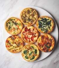 Mini Quiches from Artisan Boulangerie Co (abc)