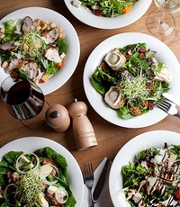 Big Salad Sets from Artisan Boulangerie Co
