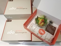 Customer Morgan - Premium Lunchbox Set - Artisan Boulangerie Co (abc) from Artisan Boulangerie Co (abc)